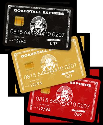 Die Goaßstall-Card